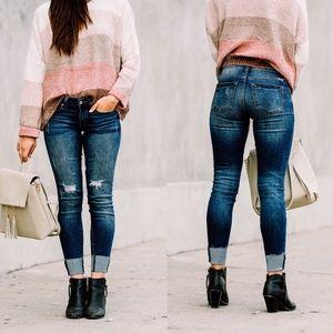 MCKINNLEY skinny jeans